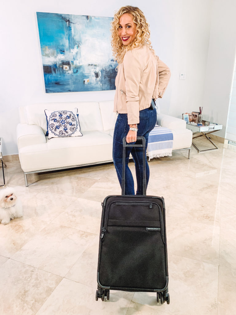 Carry on packing tips to travel light