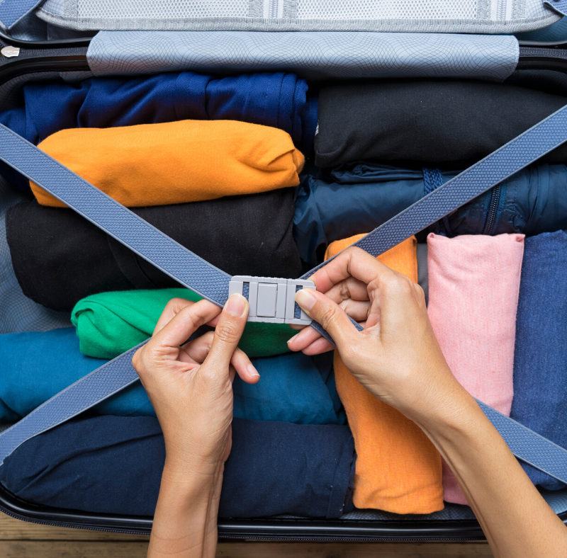 Want to learn to pack using a carry-on? It's possible, and saves you time and money. I've flown over a million miles and avoid checking my bag whenever possible.